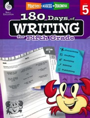 180 Days of Writing for Fifth Grade (Grade 5)