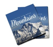 Faith Can Move Mountains, Mini Carpet Coasters, Pack of 2