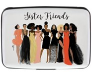 Sister Friends Credit Card Holder