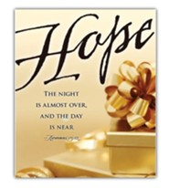 Hope Images Sunday 1 Large Bulletins, Pack of 50