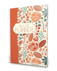 A Well-Planned Day College Planner (Blossom Design; July  2019 - June 2020)