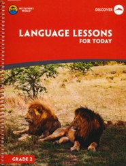 Language Lessons for Today Gr 2