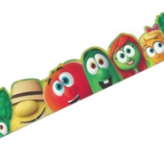 VeggieTales Deco Trim Extra Wide Die Cut (37 Feet)