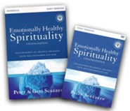 Emotionally Healthy Spirituality Course Pack, DVD & Workbook