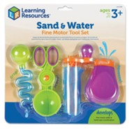 Sand And Water, Fine Motor Set