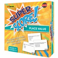 Super Score Game: Place Value, Grades 2-3