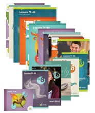 Answers Bible Curriculum Unit 8 All Levels Complete Teacher Set