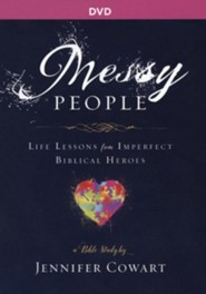 Messy People: Life Lessons from Imperfect Biblical Heroes - Women's Bible Study, DVD