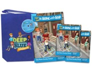Deep Blue Connects: At Home With God One Room Sunday School Kit, Spring 2019