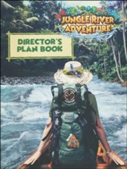 Jungle River Adventure: Director's Plan Book