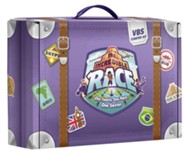 The Incredible Race Starter Kit - Answers in Genesis VBS 2019