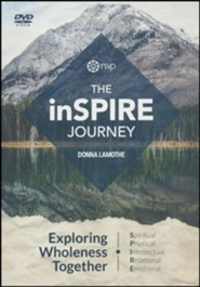The inSPIRE Journey: Exploring Wholeness Together, Small Group DVD