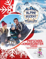 Alpine Ascent: Preschool & Kindergarten Teacher