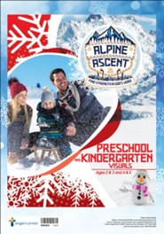 Alpine Ascent: Preschool & Kindergarten Visuals