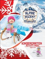 Alpine Ascent: Kindergarten Activity Pages