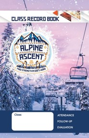 Alpine Ascent: Class Record Book