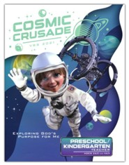 Cosmic Crusade: Preschool/Kindergarten Teacher
