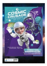 Cosmic Crusade: Preschool/Kindergarten Visuals
