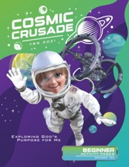 Cosmic Crusade: Beginner Activity Pages (Grades 1 & 2)