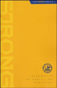 Softcover Yellow Book Strong Edition