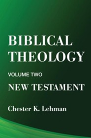 Biblical Theology: New Testament