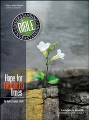 Bible-in-Life/Echoes: Understanding the Bible Leader's Guide, Winter 2019-20