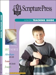 Scripture Press: Junior Teaching Guide, Winter 2018-19
