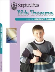Scripture Press: Junior Bible Treasures Student Book, Winter 2018-19