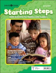 Bible-in-Life/Echoes: Toddler Starting Steps, Spring 2020