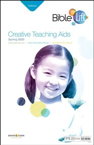 Bible-in-Life: Preschool Creative Teaching Aids, Spring 2020