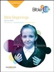 Bible-in-Life: Early Elementary Bible Beginnings (Student Book), Spring 2020