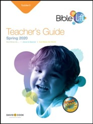 Bible-in-Life/Echoes: Toddler Teacher's Guide, Spring 2020