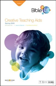 Bible-in-Life/Echoes: Toddler Creative Teaching Aids, Spring 2020