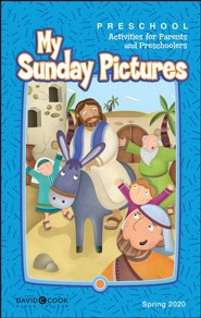 Bible-in-Life: Preschool Sunday Pictures, Spring 2020