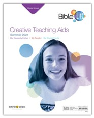 Bible-in-Life: Middle School Creative Teaching Aids, Summer 2021