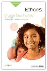 Echoes: Upper Elementary Creative Teaching Aids, Summer 2021