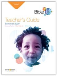 Bible-in-Life/Echoes: Toddlers & 2s Teacher's Guide, Summer 2020
