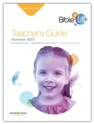Bible-in-Life: Early Elementary Teacher's Guide, Summer 2021