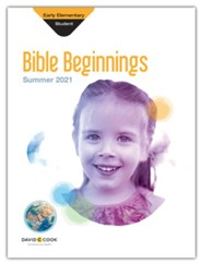 Bible-in-Life: Early Elementary Bible Beginnings (Student Book), Summer 2021