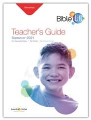 Bible-in-Life: Elementary Teacher's Guide, Summer 2021