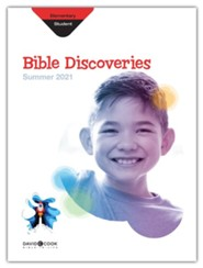 Bible-in-Life: Elementary Bible Discoveries (Student Book), Summer 2021