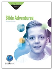 Bible-in-Life: Upper Elementary Bible Adventures (Student Book), Summer 2021