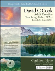 Bible-in-Life: Adult Comprehensive Bible Study Creative Teaching Aids, Summer 2021