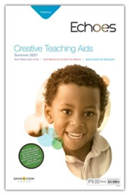 Echoes: Preschool Creative Teaching Aids, Summer 2021
