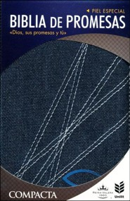 Imitation Leather Blue Book Jean Spanish