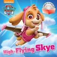 Paw Patrol: High-Flying Skye Book and CD