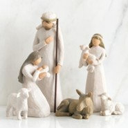 Willow Tree Nativity Set 6 Pieces