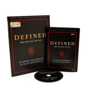 Defined, Teen Guys' Bible Study DVD Leader Kit