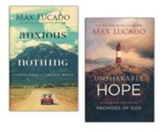 Unshakable Hope and Anxious for Nothing, 2-Book Pack