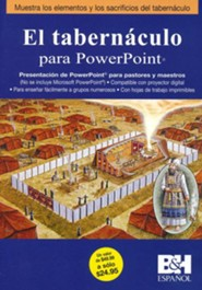 El Tabernáculo para PowerPoint  (The Tabernacle: PowerPoint), CD-ROM